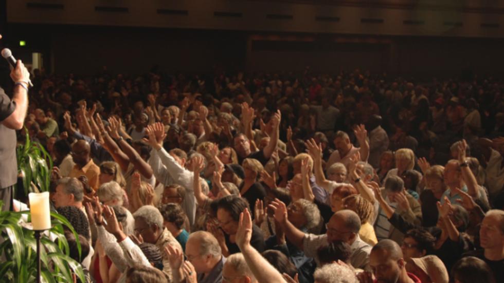 ACTS413 Prayer Gatherings