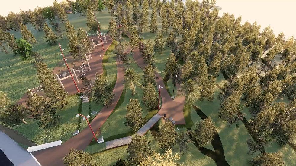 Parque en Begues