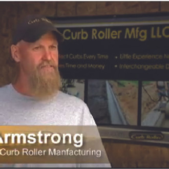Curb Roller Manufacturing Gallery