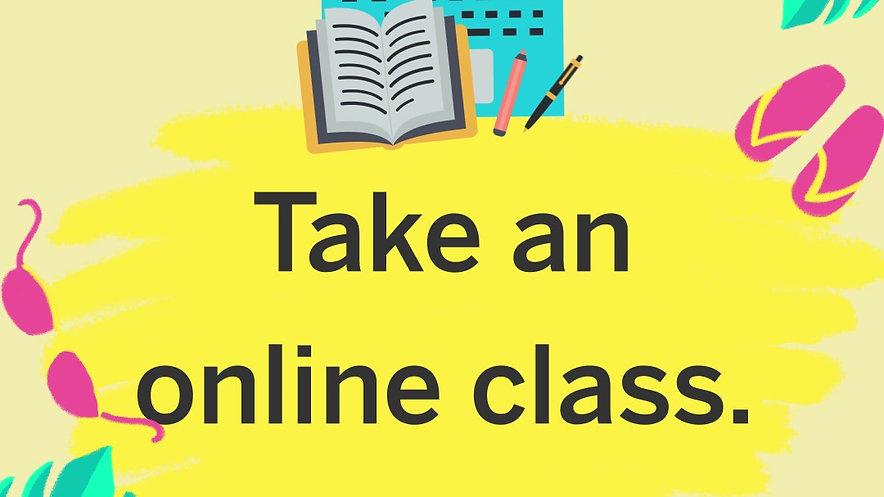Summer Online Ad