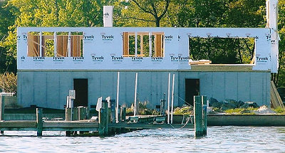 2005-T-0284; HURRICANE WATERFRONT RENOVATION by Bortle Custom Homes, Inc., MHBR#1473