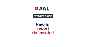 AAL REPORT RESULTS