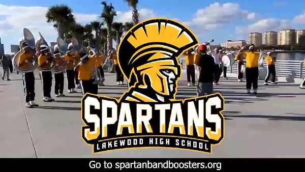 Support the Lakewood High School Band!