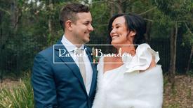 Rachel + Brandon // Wedding Highlights