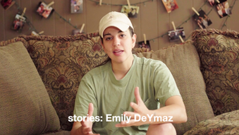 stories: Emily DeYmaz