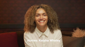 stories: Keisha Whaley