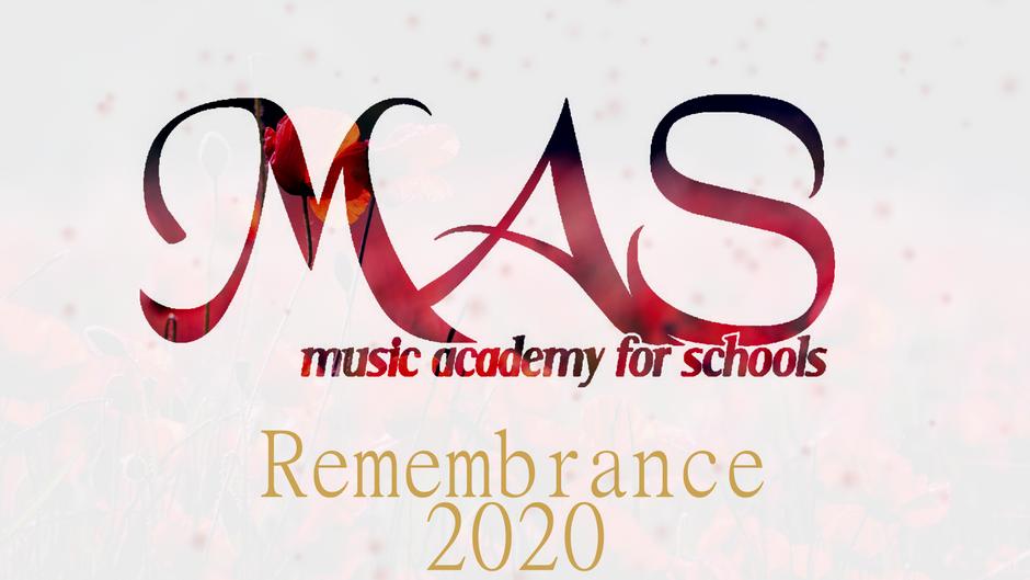 Remembrance 2020