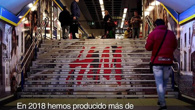 Metro de Madrid: Acciones Especiales en 2018