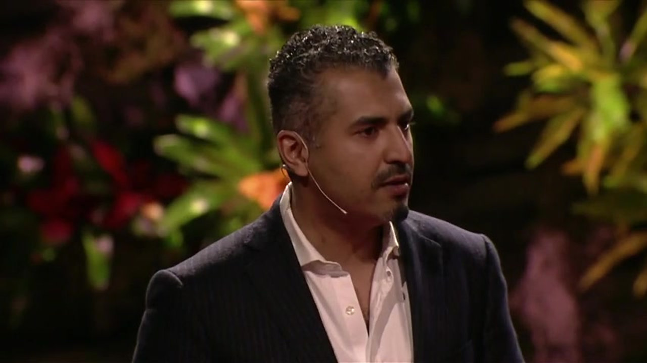 Testimony from former Islamist Maajid Nawaz - TED