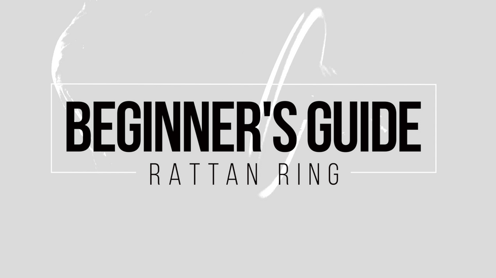 Beginner's Guide to Rattan Ring