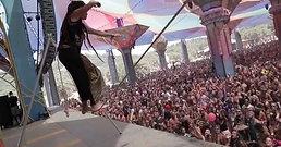 Slack Rope At Boom Festival