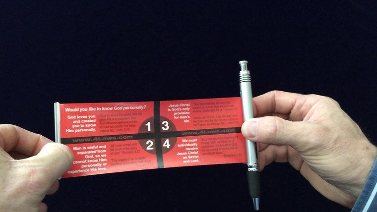 Scroll Pens