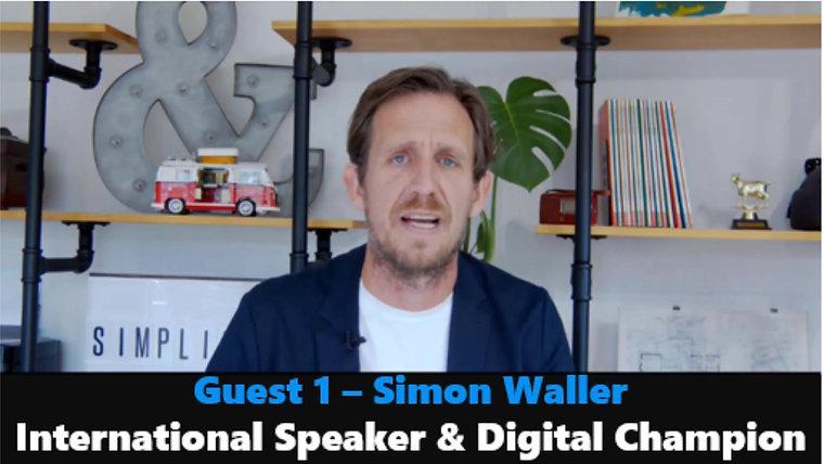 Simon Waller - Digital Champion