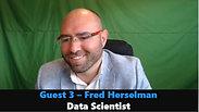 Fred Herselman - Data Scientist