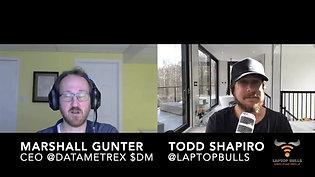 CEO Marshall Gunter & Laptop Bulls