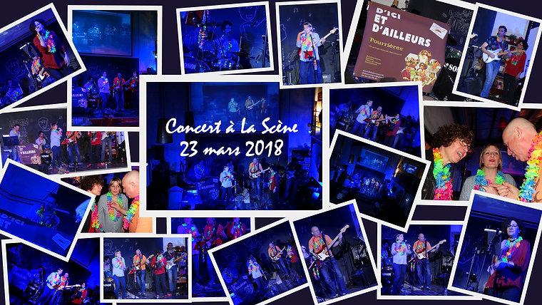 D'Ici et d'Ailleurs sur la Scène de la Scène à Aix-en-Provence