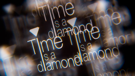 Time Is A Diamond