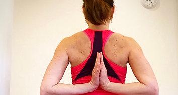 Yoga für die WS