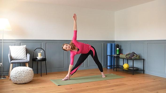 Yoga Mondgruss