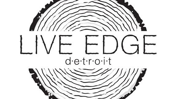 Live Edge Detroit Promo Video