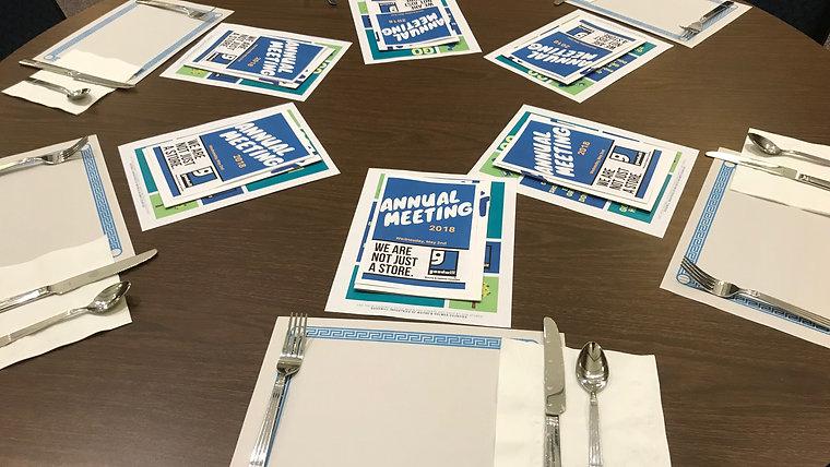2018 Annual Meeting & Community Breakfast