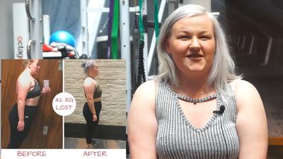 Shauna's Amazing Transformation