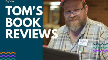 Tom's Book Reviews: Blogging