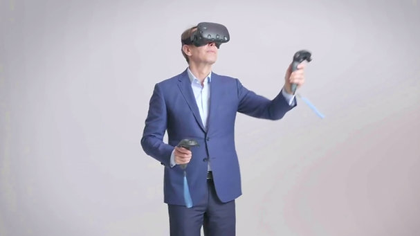 VR + AR