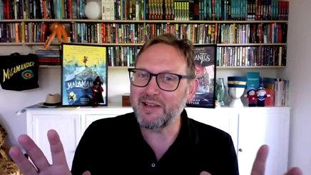 Thomas Taylor Interview