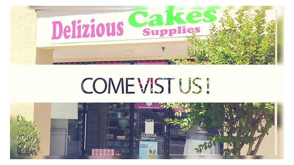 Delizious Cakes