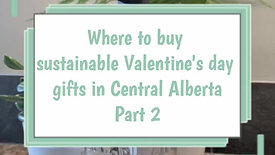 Local Valentine's day gifts P2: CCBee's Natural Products & The Boho Apothecary and Studio