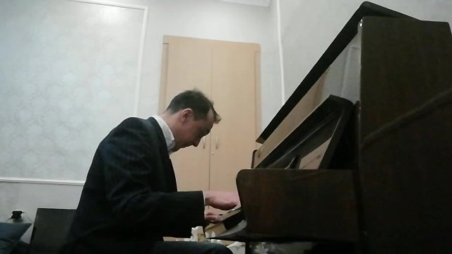 Alexander N. Tscherepnin Prelude