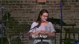 Fellows Testimonial: Bjori Arapi