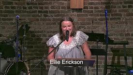Fellows Testimonial: Ellie Erickson