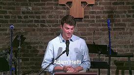 Fellows Testimonial: Adam Hefti