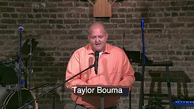 Fellows Testimonial: Taylor Bouma