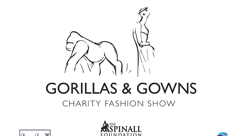 The Gorillas & Gowns Charity Fashion show Short Version