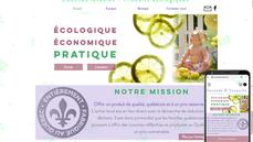 Site web Lavande Jonquille
