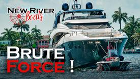 Tug of War Winner is ... (New River Boats)