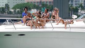 Miami is Smoking Hot ! Bikini's and Tugs