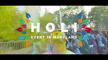 Baltimore Holi