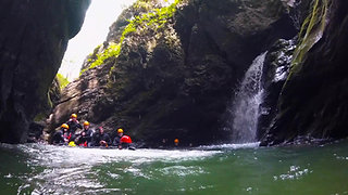 Grmecica Canyoning Bled