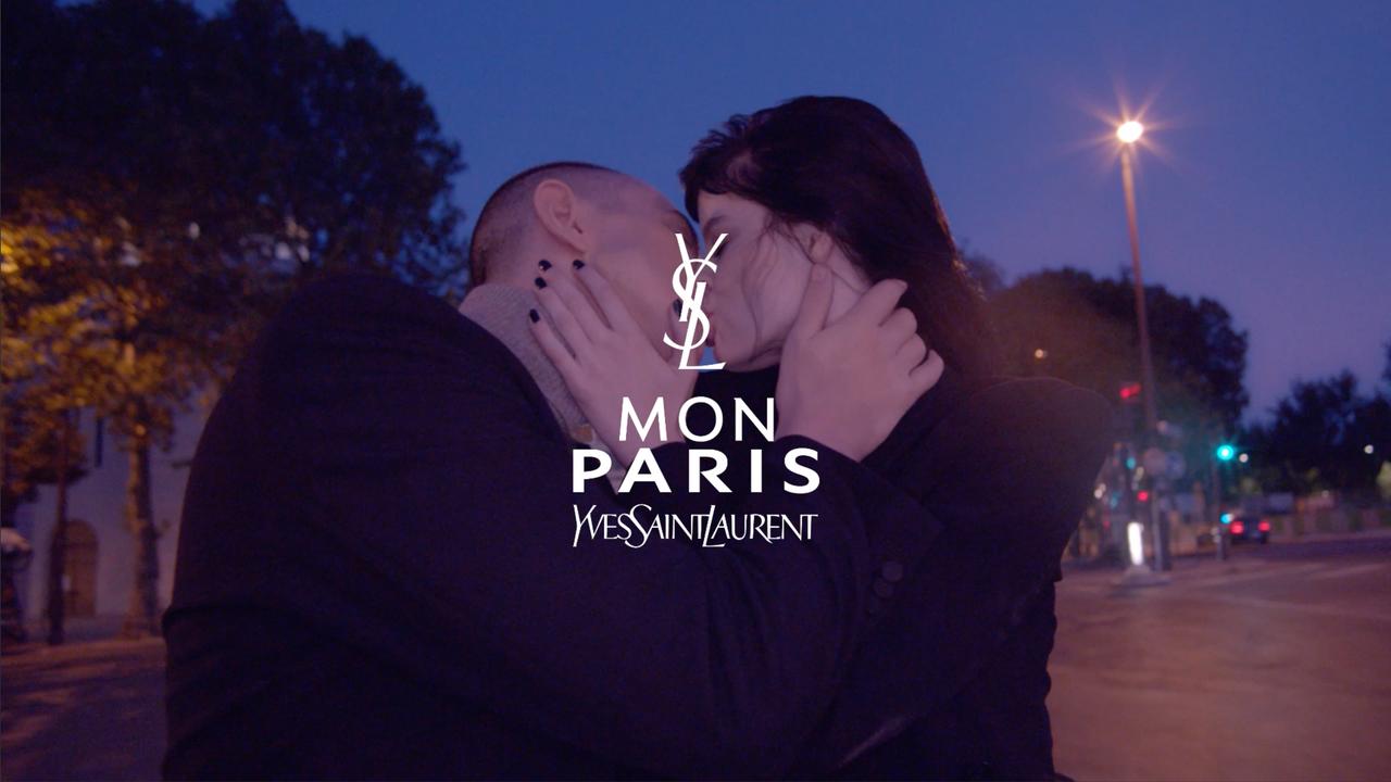 YSL // Mon Paris