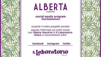 Alberta Florence - Le Nespole Laboratorio Onlus