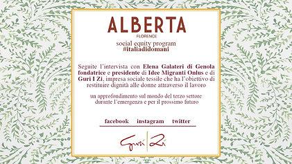 Alberta Florence - Idee Migranti Onlus / Guri I Zi