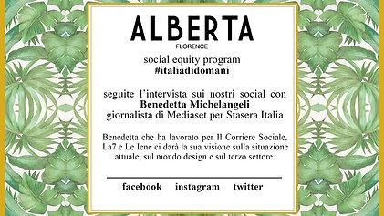 Alberta Florence - Benedetta Michelangeli