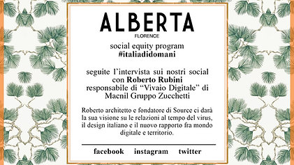 Alberta Florence - Vivaio Digitale