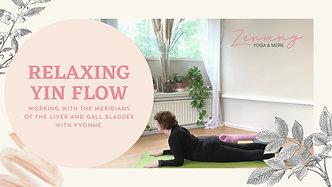 Relaxing Yin Flow-liver