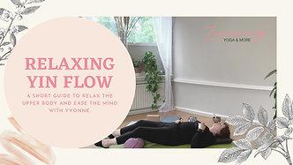Relaxing Yin Flow-relax