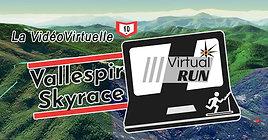 Virtual Skyrace Course